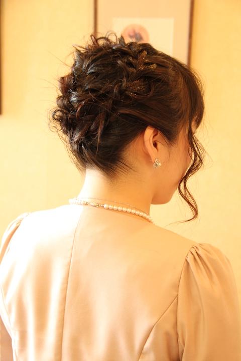 着物 髪型 結婚式 着物 髪型 編み込み : espoirr.exblog.jp