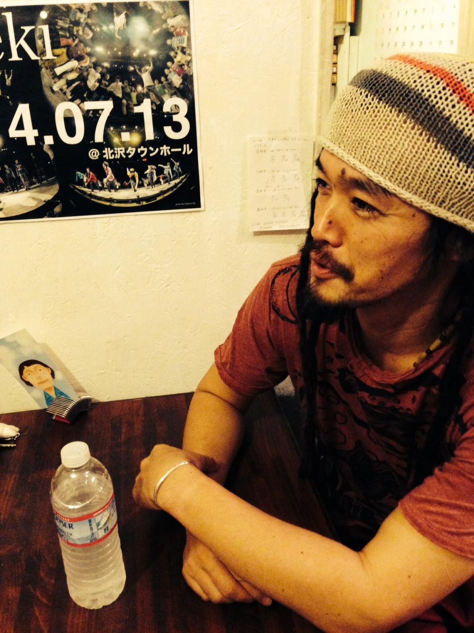 kiseki通信!!COMPANYインタビュー/加藤信行_f0137346_12375881.jpg