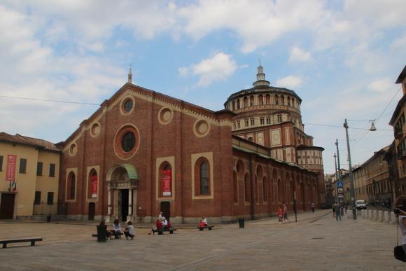 SKY140704 グィニフォルテ・ソラーリによって1469年に完成されたゴシック様式の教会である。_d0288367_19103577.jpg