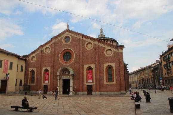 SKY140704 グィニフォルテ・ソラーリによって1469年に完成されたゴシック様式の教会である。_d0288367_19124010.jpg