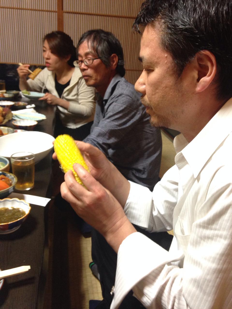 伝統品種の種を残せ!~ 長崎の岩崎政利さんを訪ねて・・・。その3_b0206074_14472374.jpg