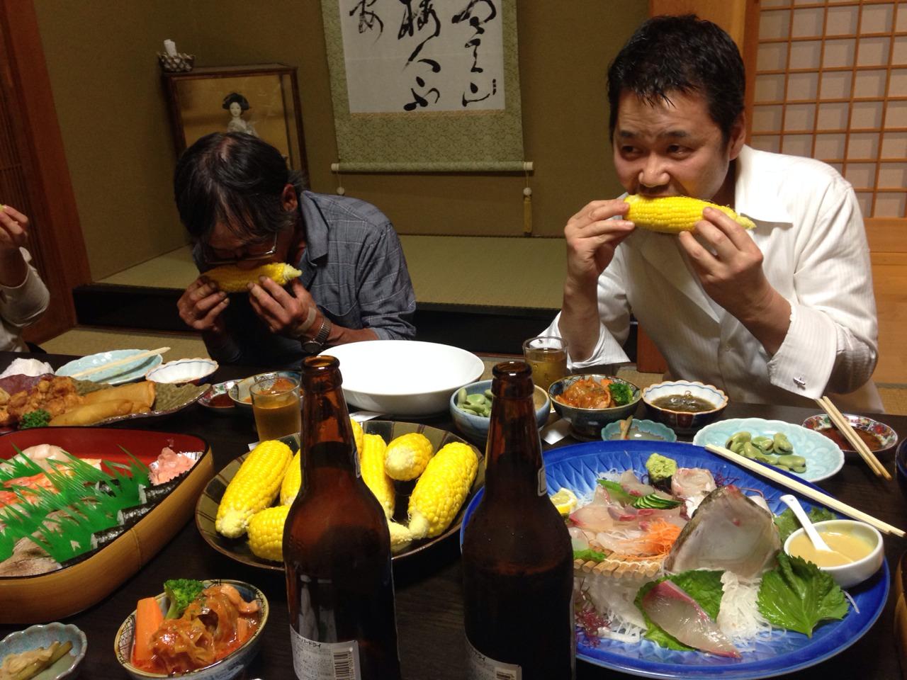 伝統品種の種を残せ!~ 長崎の岩崎政利さんを訪ねて・・・。その3_b0206074_1447322.jpg