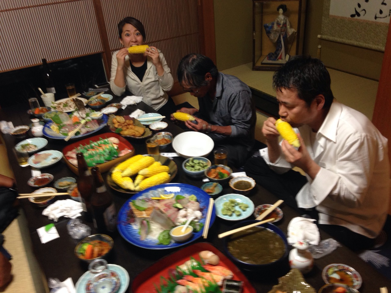 伝統品種の種を残せ!~ 長崎の岩崎政利さんを訪ねて・・・。その3_b0206074_1447386.jpg