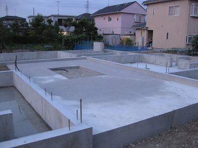 ■土間コンクリート脱型■_e0188083_03040698.jpg