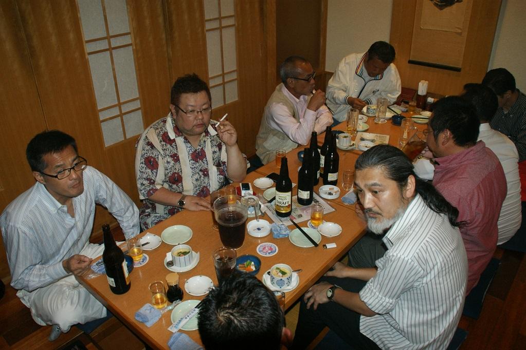 七月一日 神奈川有志の會懇親會參加 於横濱市_a0165993_064399.jpg