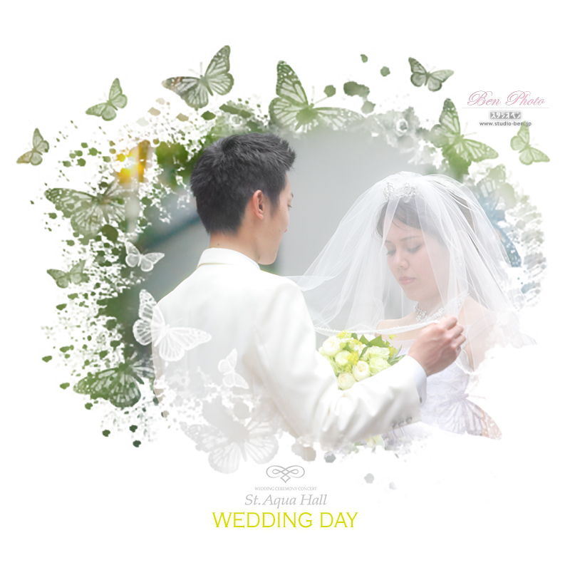 Wedding day :)_c0210599_294039.jpg