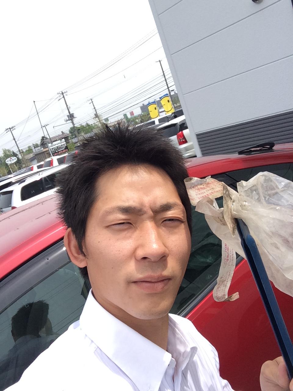 営業マン 北口 寛明(キタグチ ヒロアキ) グッチー_b0127002_10543887.jpg