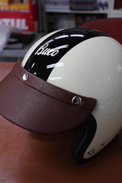 ☆ BUCO・ヘルメットバイザー(試作・その2) ☆_d0038712_17174147.jpg