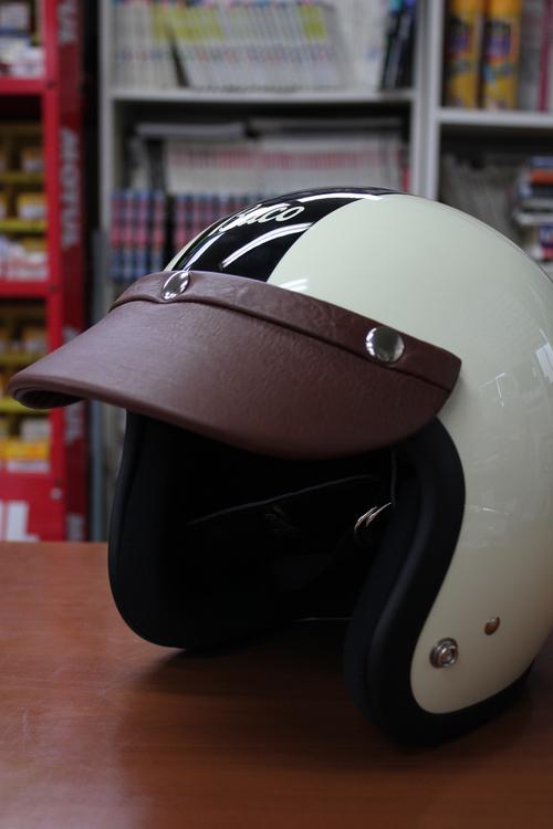 ☆ BUCO・ヘルメットバイザー(試作・その2) ☆_d0038712_17213027.jpg
