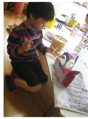 船作り・幼児クラス_f0211514_23551626.jpg