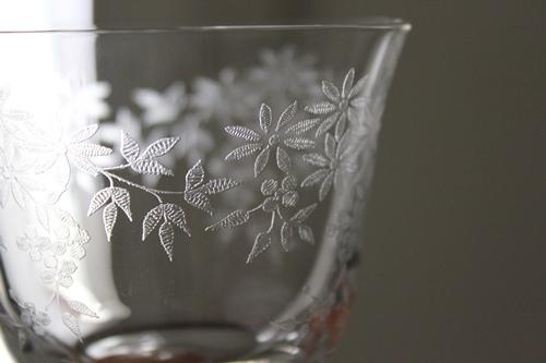ル・ノーブルさんの「ボヘミアグラス」!_a0165538_9543038.jpg