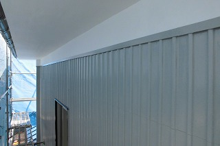 外壁塗装工事_e0190287_2014576.jpg