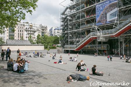 フランス、夏のバカンス突入〜_c0024345_6513562.jpg