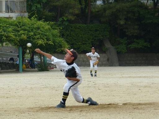 Aチーム@6/29 夏の大会【一回戦】結果_b0296154_19453360.jpg