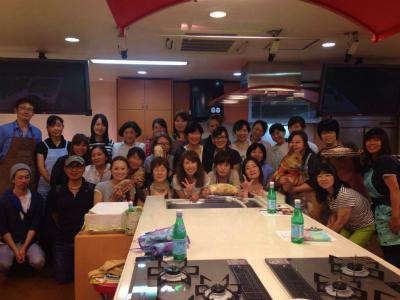 ル・シュクレクール 岩永シェフ パン教室 ご参加ありがとうございました!_a0277483_4195673.jpg
