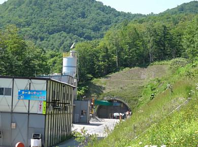 磐渓北の沢(小林峠)トンネル_f0078286_10114670.jpg