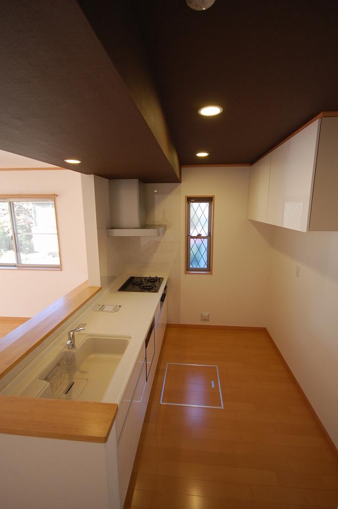 キッチンの背面は…_f0319815_06084001.jpg