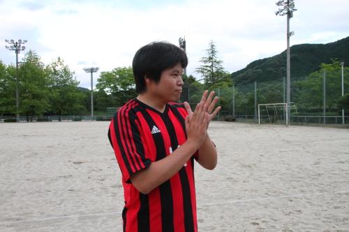 真庭JC・笠岡JC サッカー懇親試合_c0324041_18180734.jpg