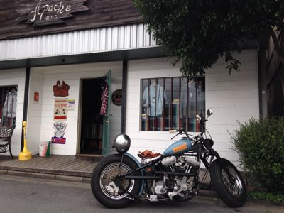 本日のバイク‼_f0194657_1734381.jpg