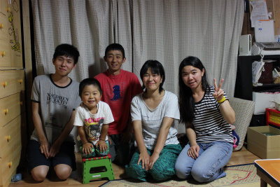 台湾からの使者②_b0141264_2040288.jpg