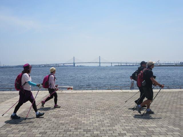 5月24日(土) おでかけNW in 横浜_c0222190_1454317.jpg