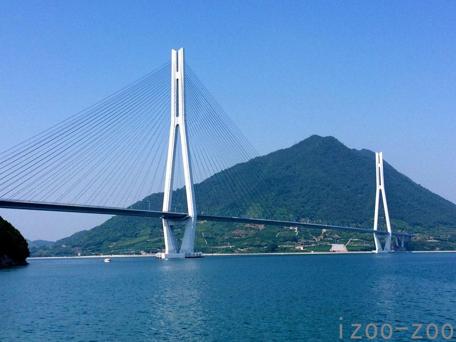 しまなみ海道一番のキレイな橋_c0223095_22112692.jpg