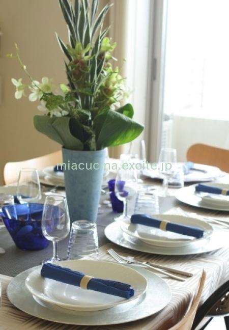 7月のテーブルとレッスン風景_b0107003_19113730.jpg