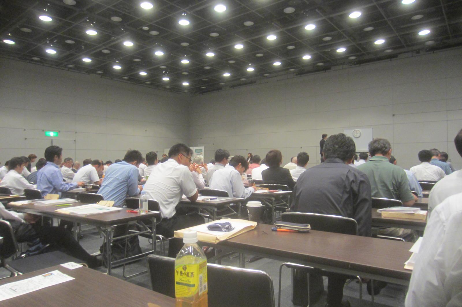 既存住宅現況検査技術者講習会に参加_e0149405_21565061.jpg