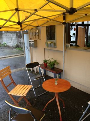 cafe & bar  Brisa do 1周年記念【音楽と蕎麦の夕べ】_d0168331_1734810.jpg