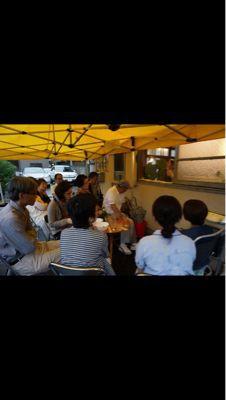 cafe & bar  Brisa do 1周年記念【音楽と蕎麦の夕べ】_d0168331_1734873.jpg