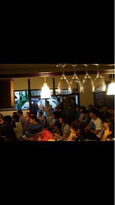 cafe & bar  Brisa do 1周年記念【音楽と蕎麦の夕べ】_d0168331_1734976.jpg