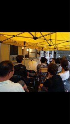 cafe & bar  Brisa do 1周年記念【音楽と蕎麦の夕べ】_d0168331_1735082.jpg