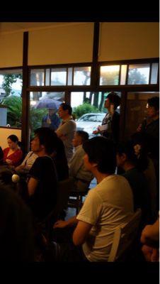 cafe & bar  Brisa do 1周年記念【音楽と蕎麦の夕べ】_d0168331_1735154.jpg