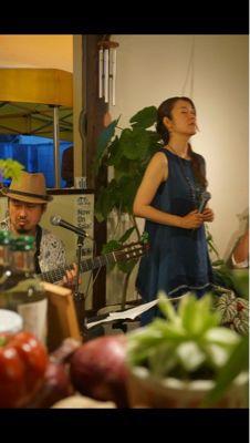 cafe & bar  Brisa do 1周年記念【音楽と蕎麦の夕べ】_d0168331_173542.jpg