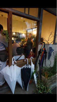 cafe & bar  Brisa do 1周年記念【音楽と蕎麦の夕べ】_d0168331_1735619.jpg