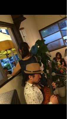 cafe & bar  Brisa do 1周年記念【音楽と蕎麦の夕べ】_d0168331_1735778.jpg