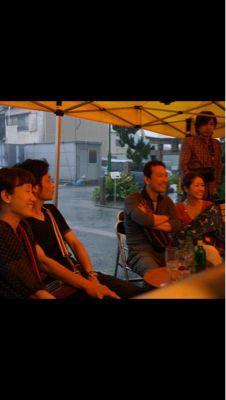 cafe & bar  Brisa do 1周年記念【音楽と蕎麦の夕べ】_d0168331_174192.jpg