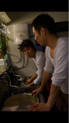 cafe & bar  Brisa do 1周年記念【音楽と蕎麦の夕べ】_d0168331_174260.jpg