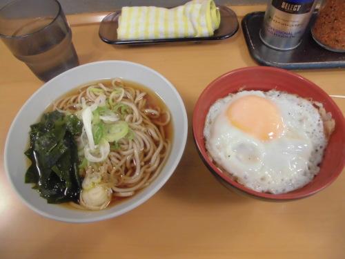 7杯目:富士そばでソトアサ活動_f0339637_00220566.jpg