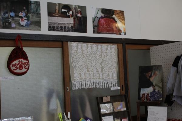 イーラーショシュの展示会とTV出演のこと_b0142544_2227317.jpg