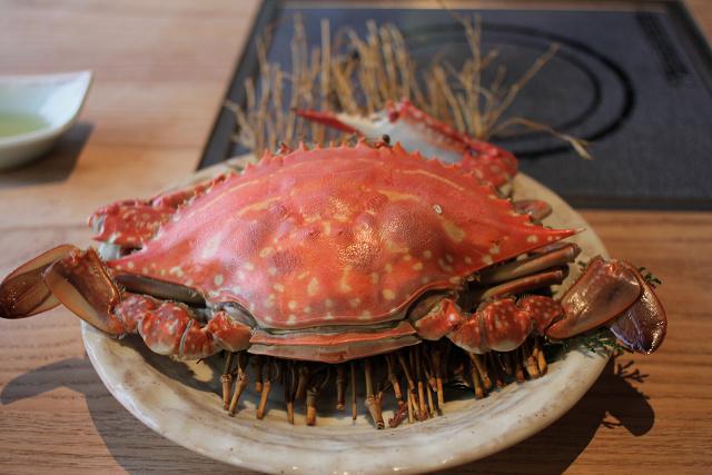 佐賀県藤津郡太良町で蟹料理をいただく_a0278866_22203375.jpg