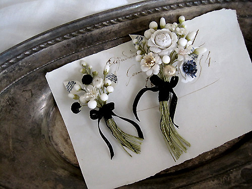 「     .  and  mariage 」  - Buquet set -_f0134670_21242828.jpg