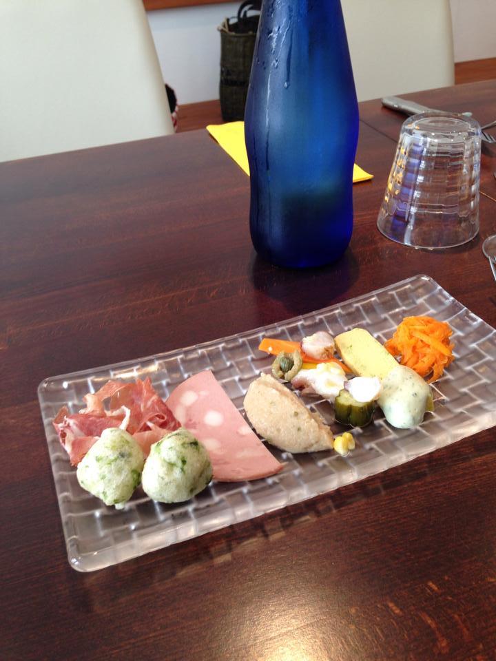 Italian Lunch&Japanese tea_b0195783_10194792.jpg