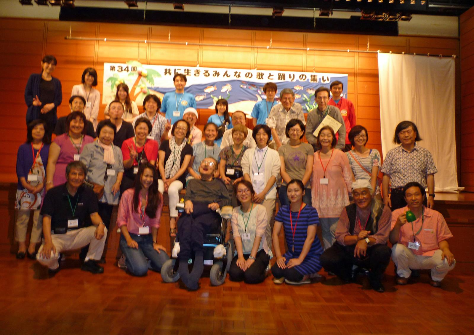 漢語角メンバー、中国人留学生今年も活躍_d0027795_937332.jpg