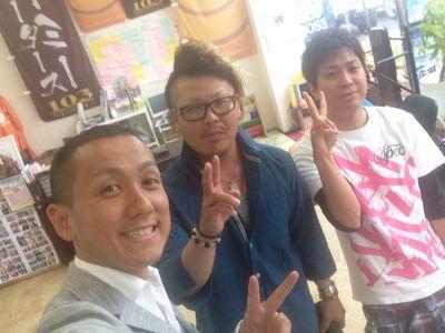 夏ですねー7月6日ランクルハマー札幌店の一日_b0127002_0524866.jpg
