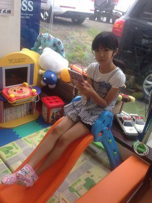 夏ですねー7月6日ランクルハマー札幌店の一日_b0127002_0525153.jpg