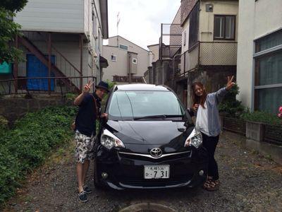 夏ですねー7月6日ランクルハマー札幌店の一日_b0127002_0525288.jpg