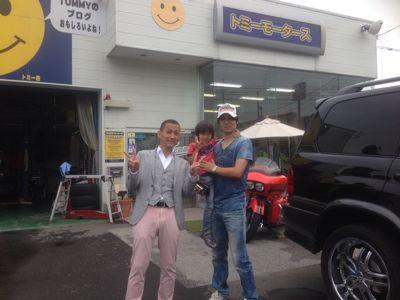 夏ですねー7月6日ランクルハマー札幌店の一日_b0127002_0582751.jpg