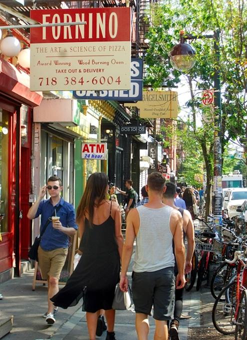 ブルックリンのウィリアムズバーグ(南側)で見かけた街角アート_b0007805_22165572.jpg