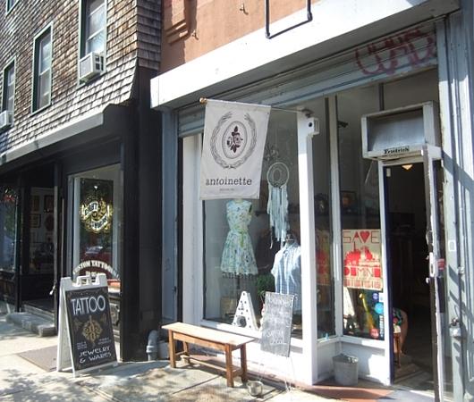 ブルックリンのウィリアムズバーグ(南側)で見かけた街角アート_b0007805_22183385.jpg